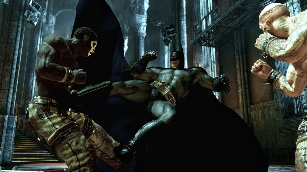 BatmanArkham Asylum Multi Edit056