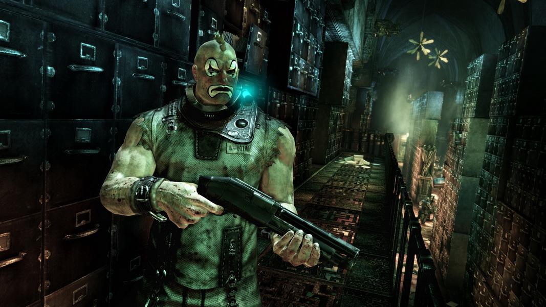 BatmanArkham Asylum Multi Edit069