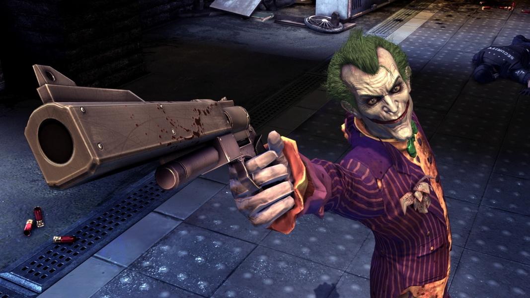 BatmanArkham Asylum Multi Edit071