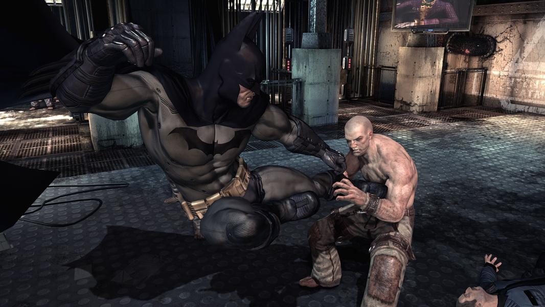 BatmanArkham Asylum Multi Edit072
