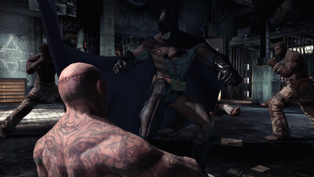BatmanArkham Asylum Multi Edit073