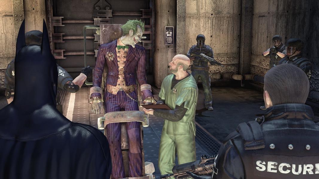 BatmanArkham Asylum Multi Edit074