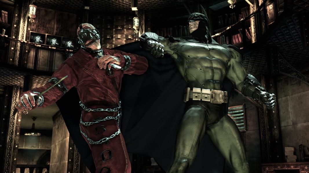 BatmanArkham Asylum Multi Edit075