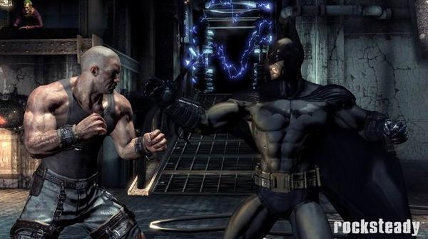 BatmanArkhamAsylum ImageEditeur 006
