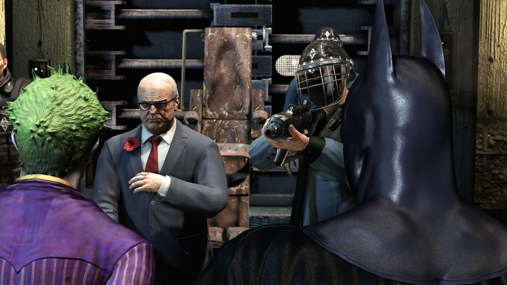 BatmanArkham Asylum Multi Edit029