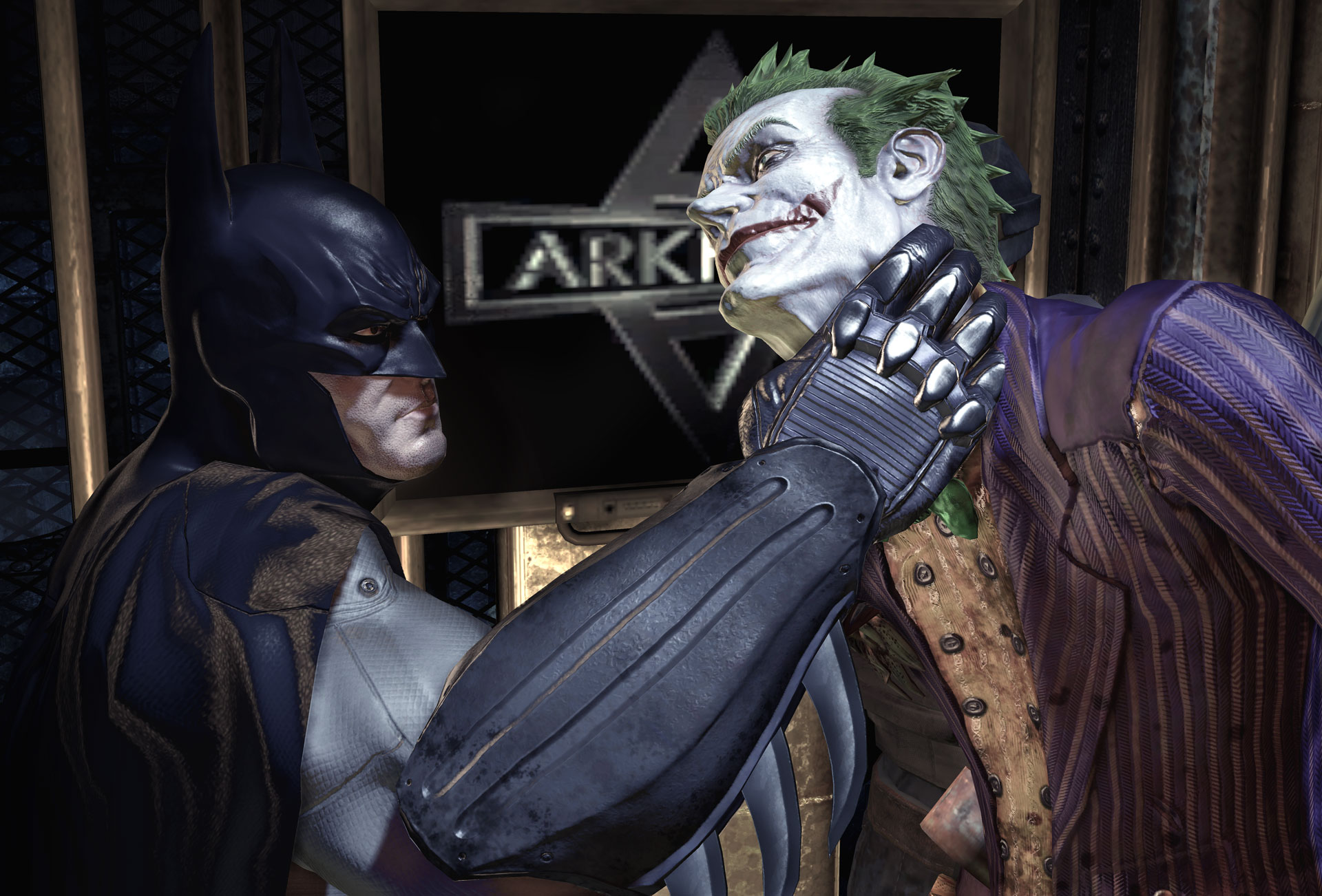BatmanArkham Asylum Multi Edit031