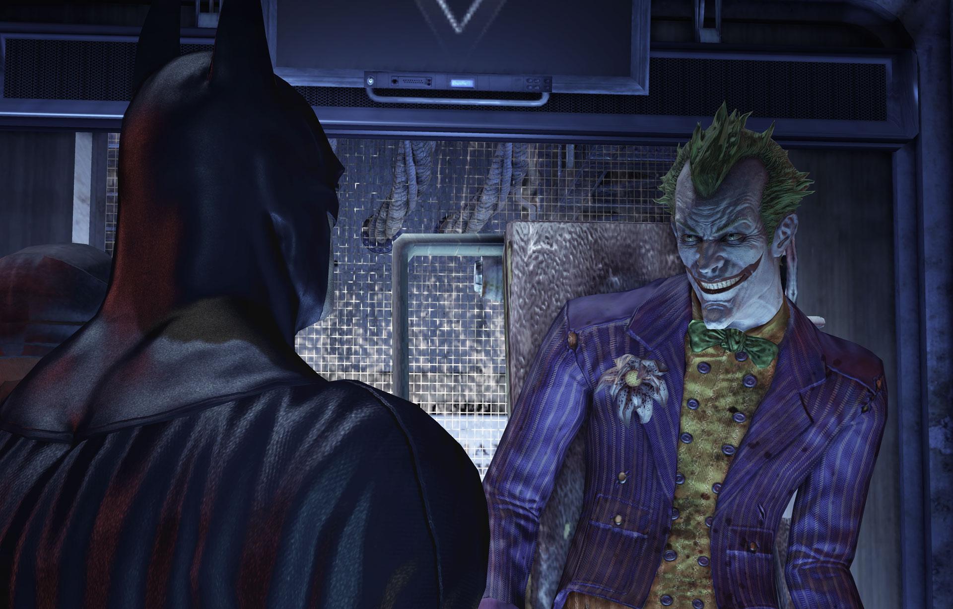 BatmanArkham Asylum Multi Edit032