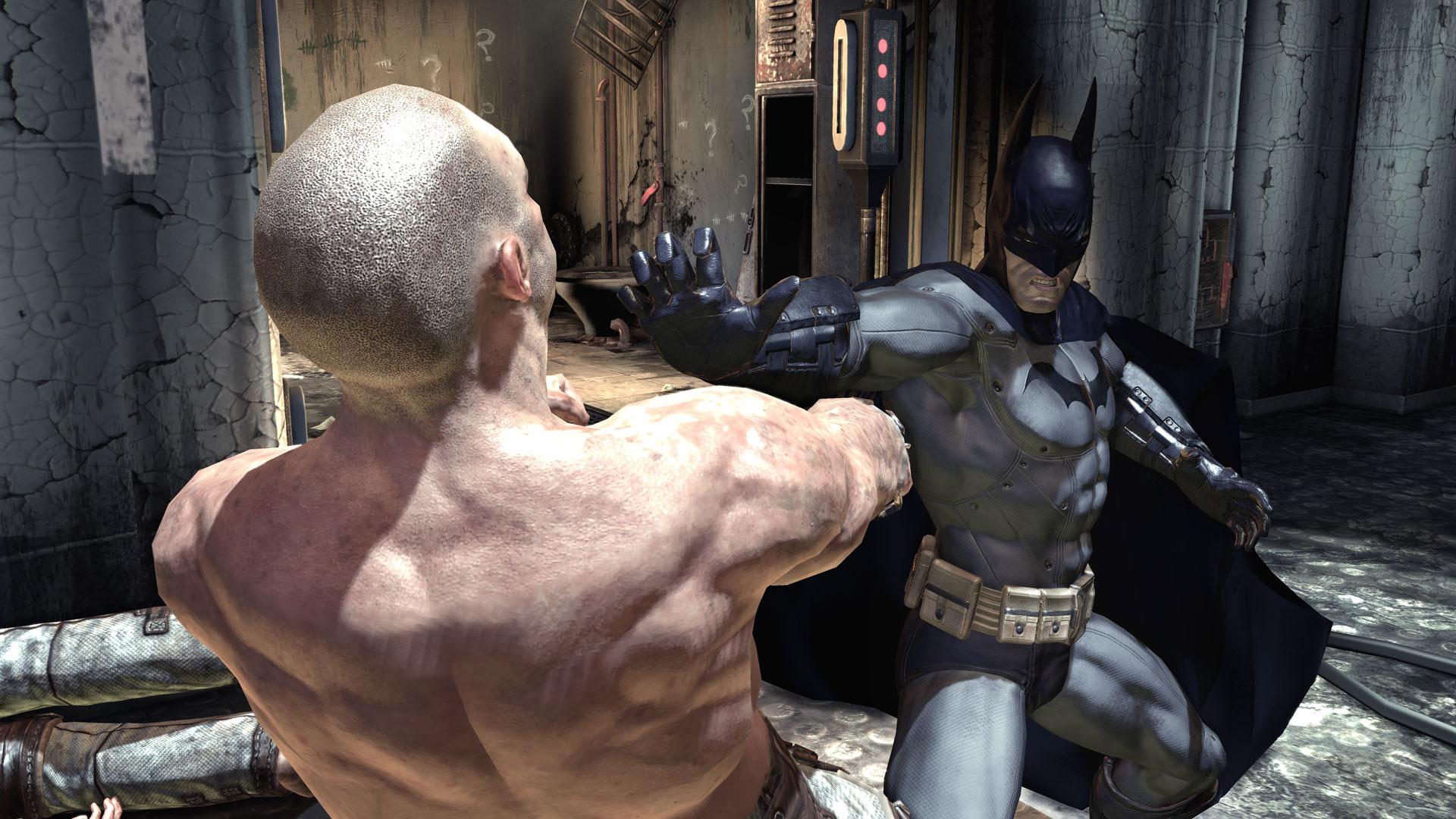 BatmanArkham Asylum Multi Edit035