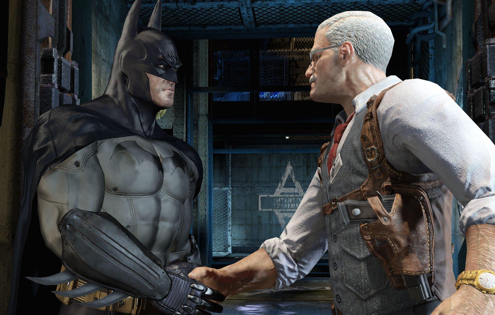 BatmanArkham Asylum Multi Edit036