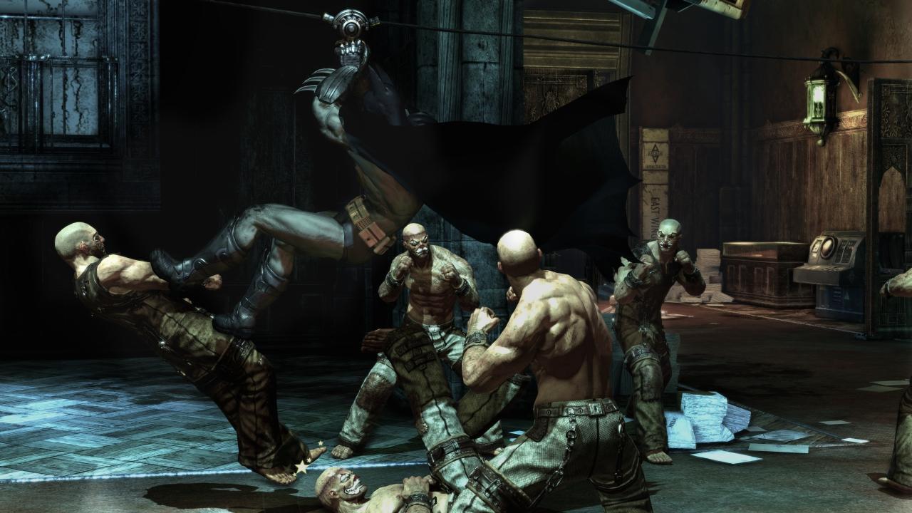 BatmanArkham Asylum Multi Edit041