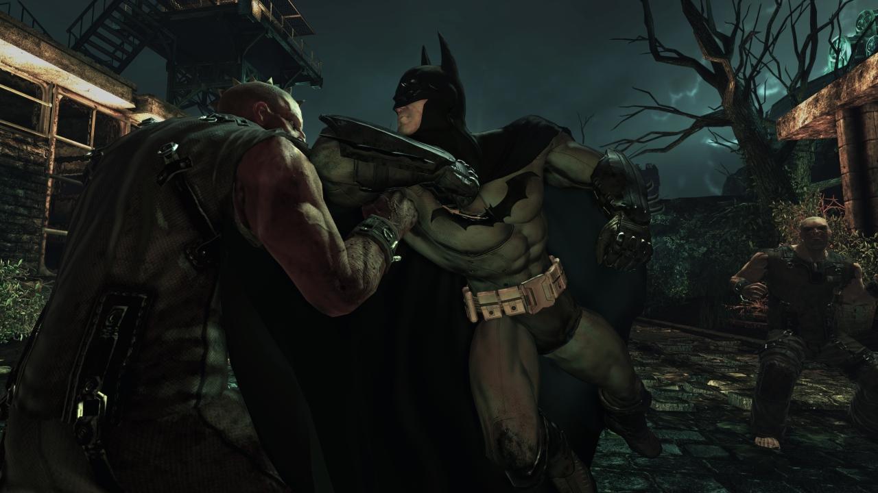 BatmanArkham Asylum Multi Edit042
