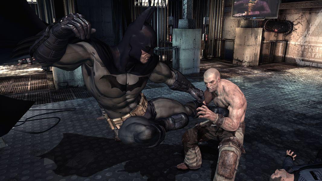 BatmanArkham Asylum Multi Edit043