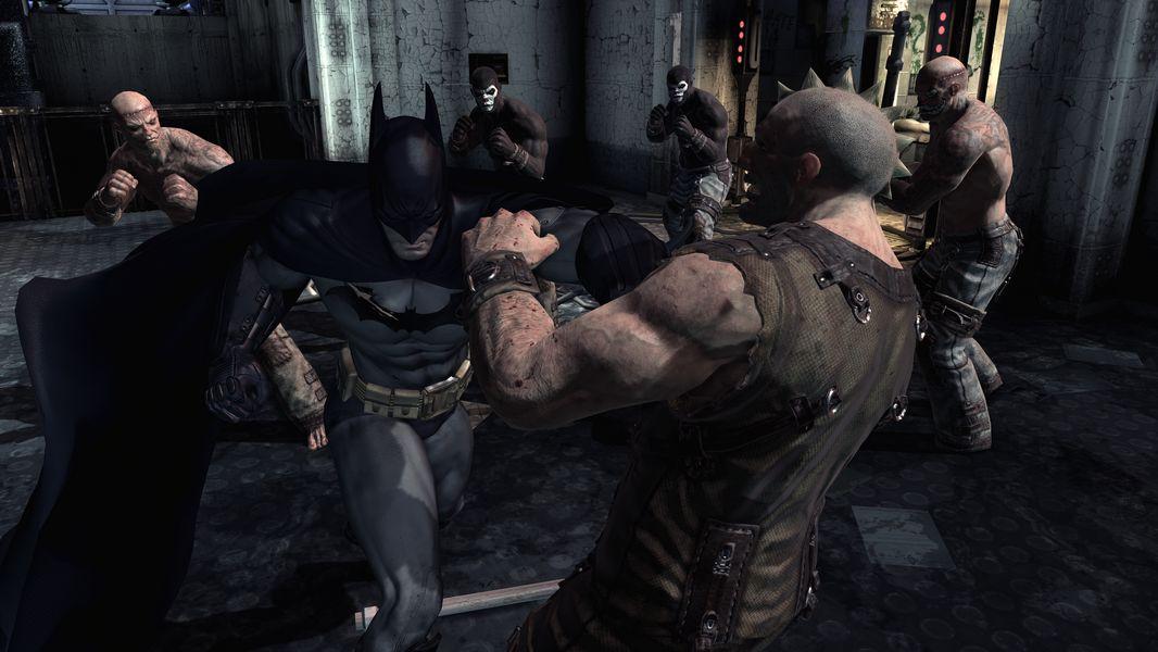 BatmanArkham Asylum Multi Edit045