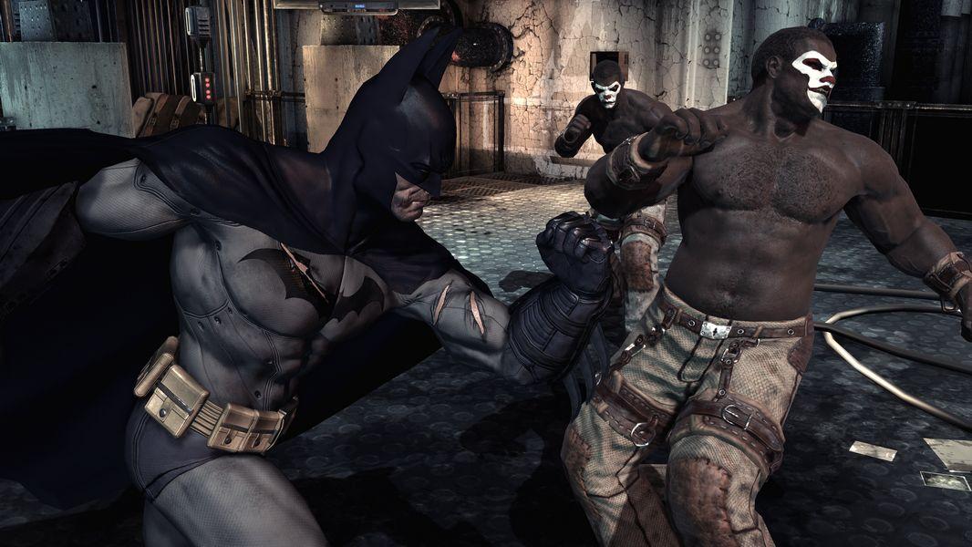 BatmanArkham Asylum Multi Edit046