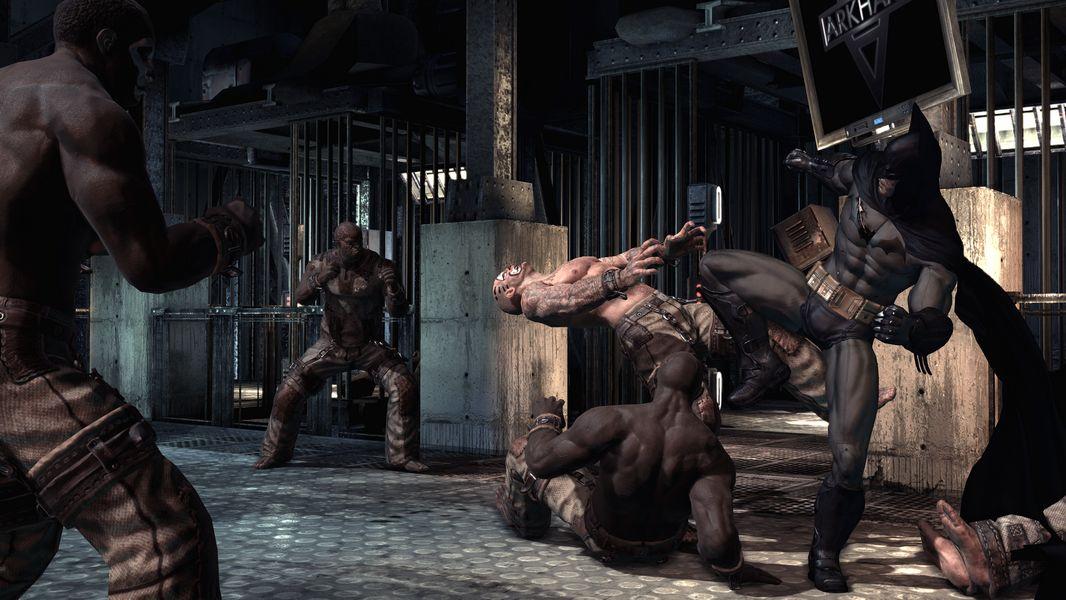 BatmanArkham Asylum Multi Edit047