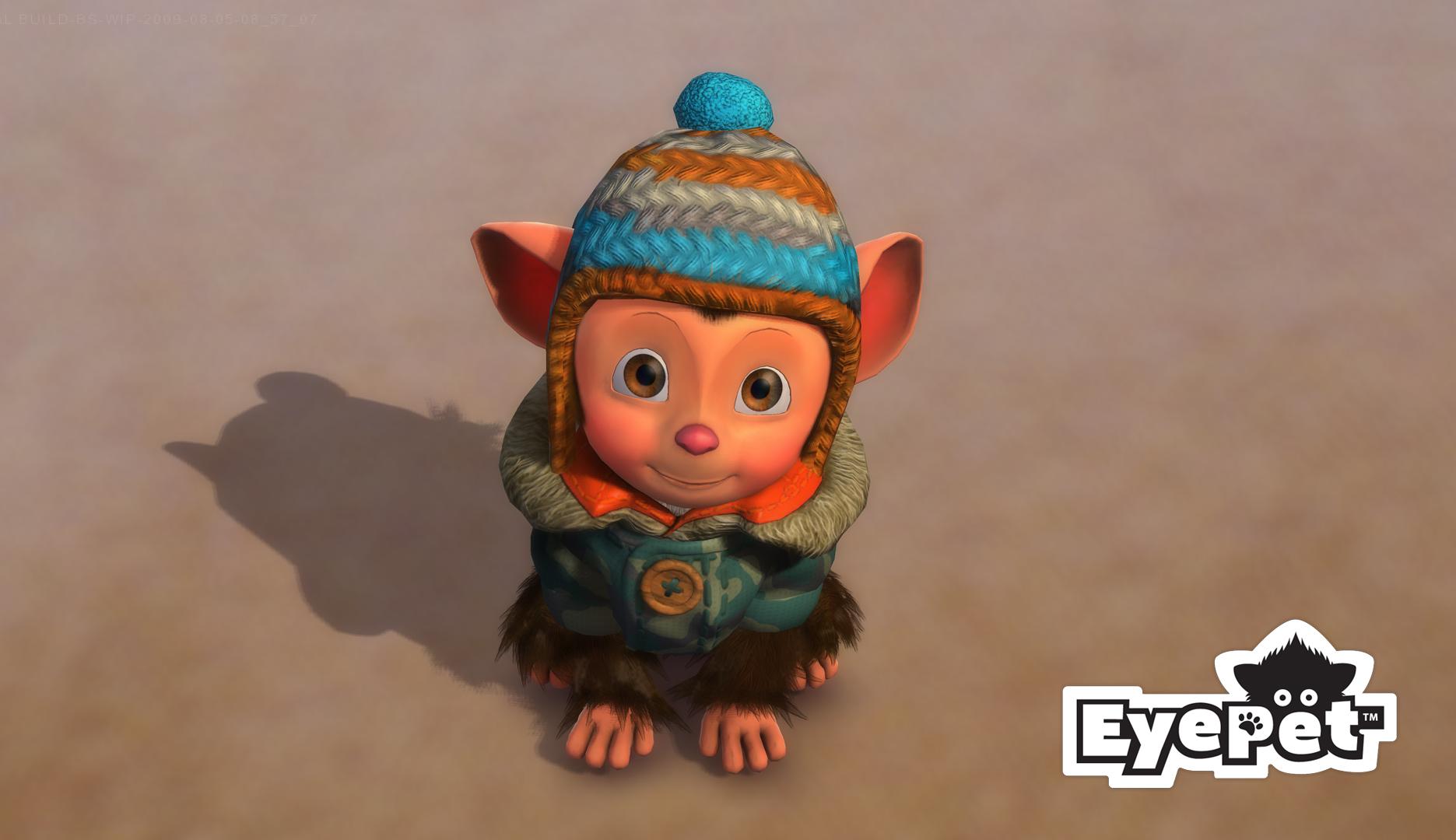 EyePet PS3 Edit015