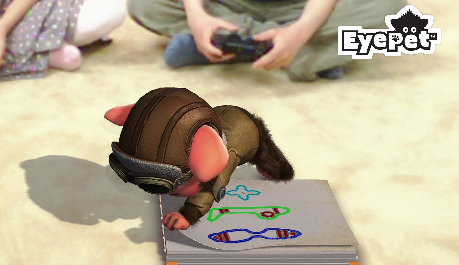 EyePet PS3 Edit017