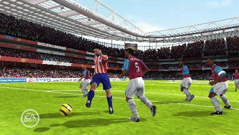 FIFA07 PSP Editeur 003