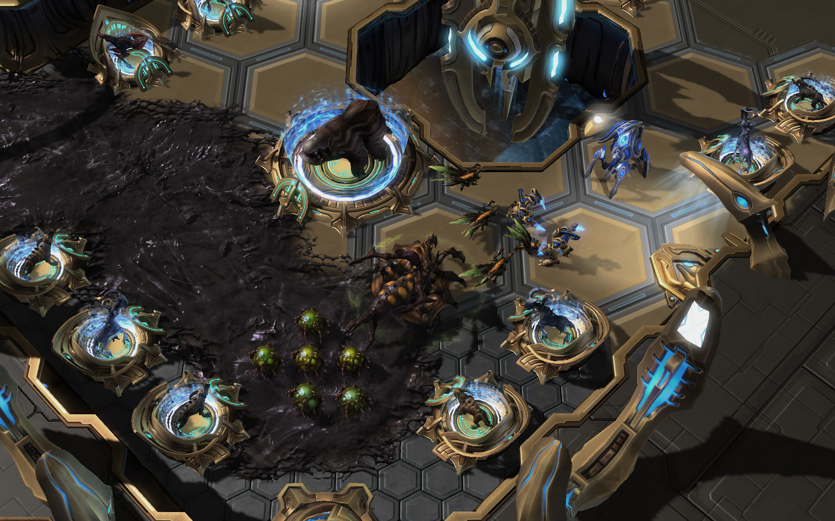 StarCraftII-HeartoftheSwarm Multi Editeur 049