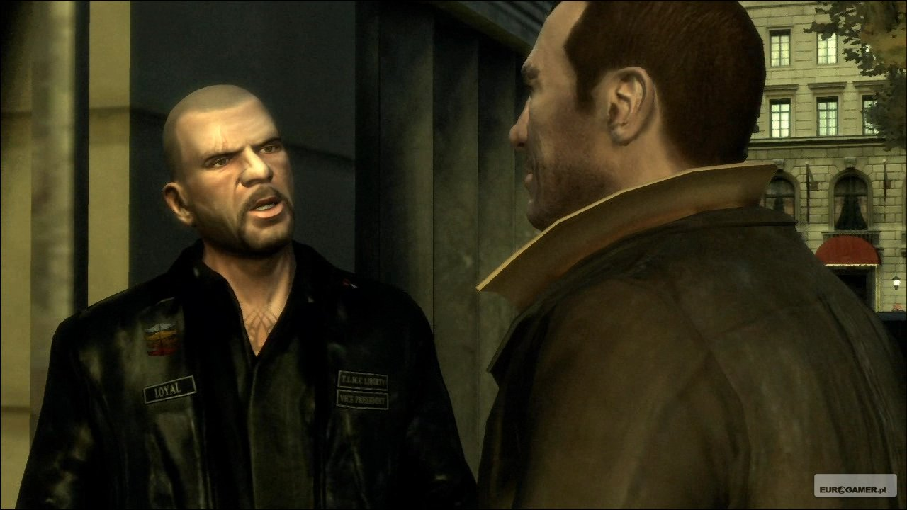GTA Lost&Damned X360 Div005