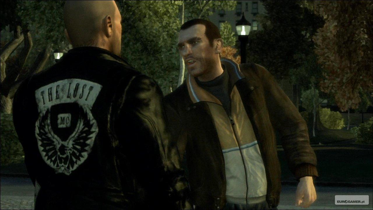 GTA Lost&Damned X360 Div006