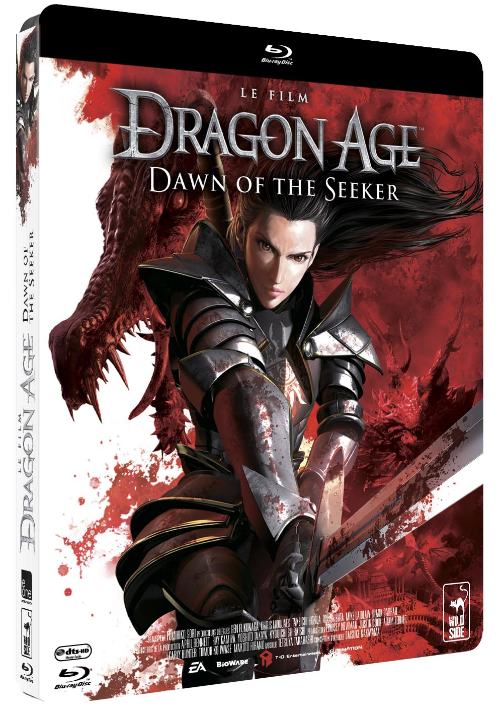 DRAGON AGE-Blu-ray