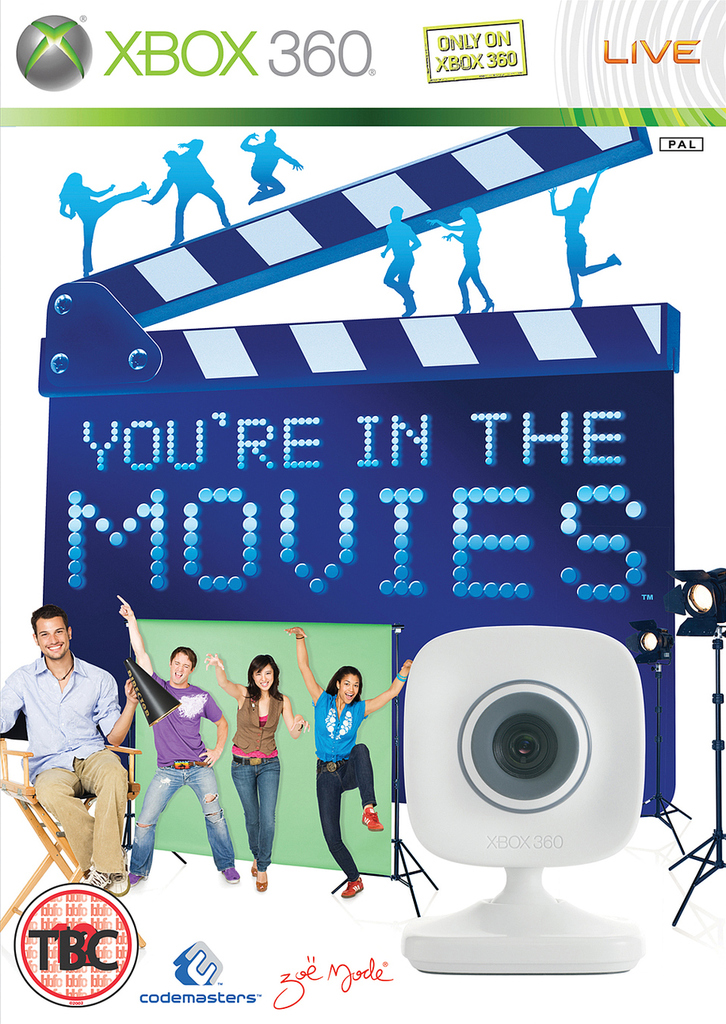 YourInTheMovies X360 Jaquette