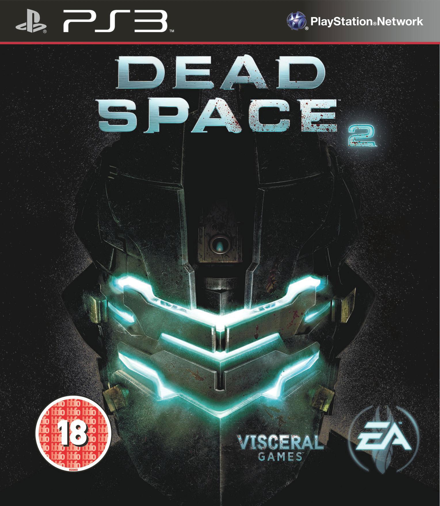 DeadSpace2 PS3 Jaquette
