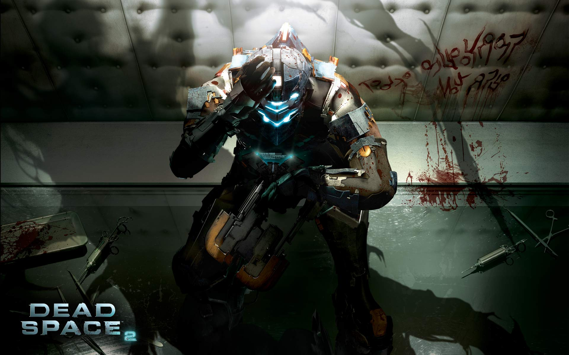 DeadSpace2 Wallpaper1 Art003
