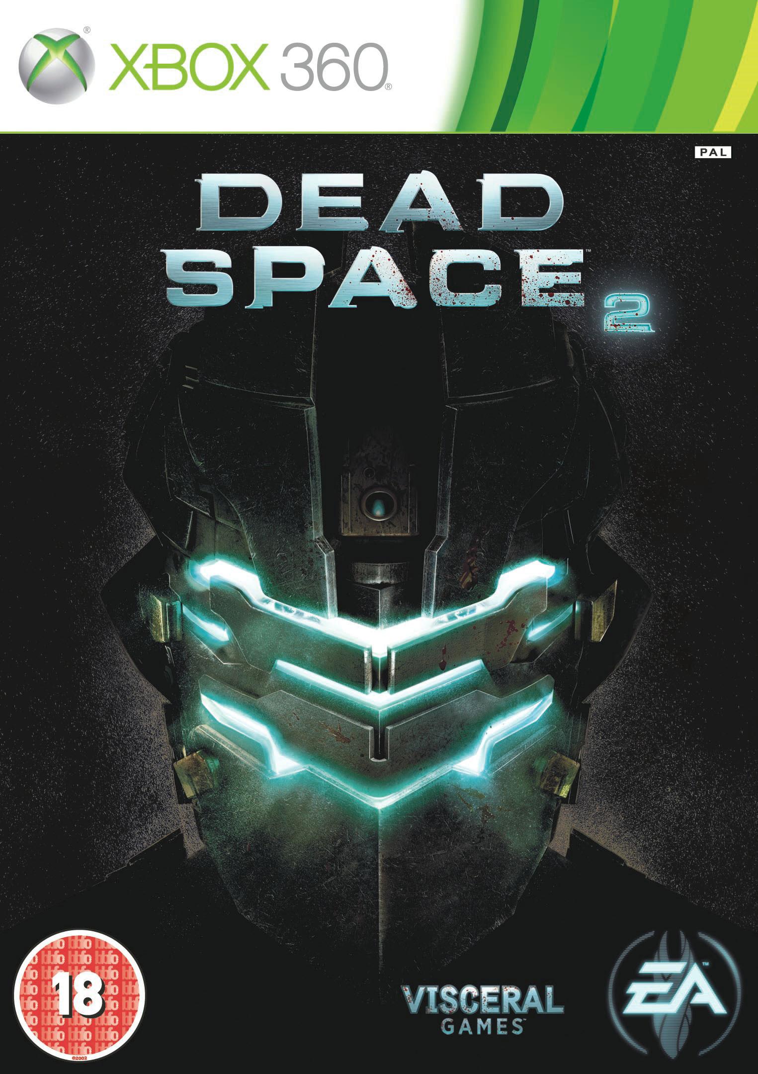 DeadSpace2 Xbox360 Jaquette