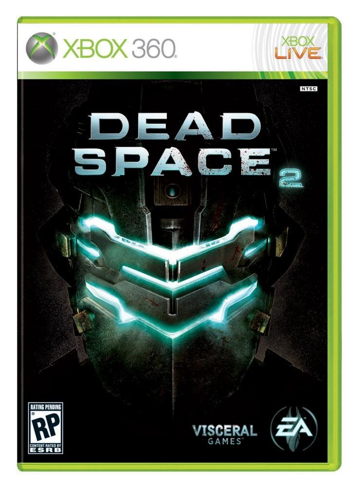 Dead Space 2 Xbox 360 Jaquette US