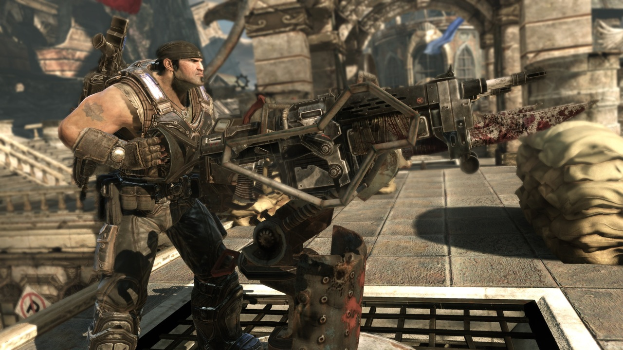 Gears of War 3 Xbox 360 Edit 026