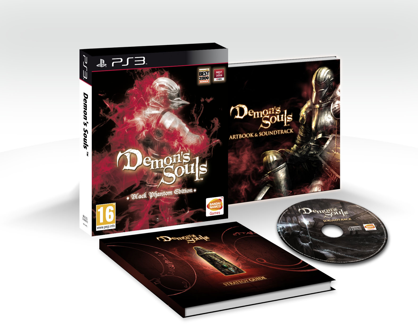 Demons Souls PS3 Pack Collector