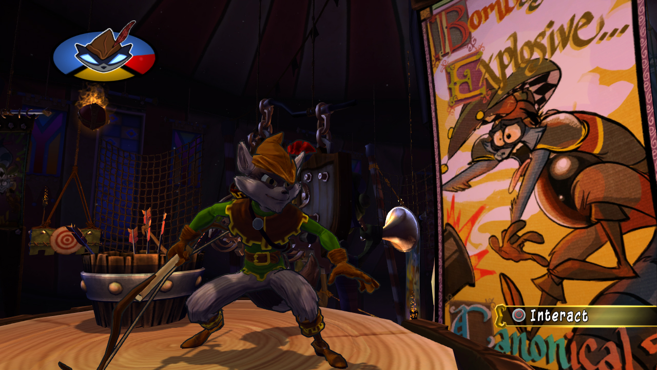 SlyCooper-VoleursatraversleTemps PS3 Test 010