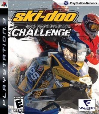 SkiDoosnowmobileChallenge PS3 jaquette001