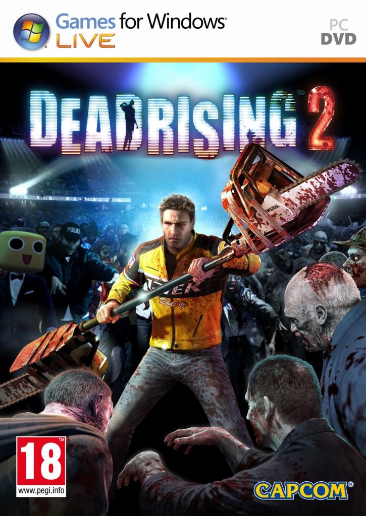 Dead Rising 2 jaquette PC