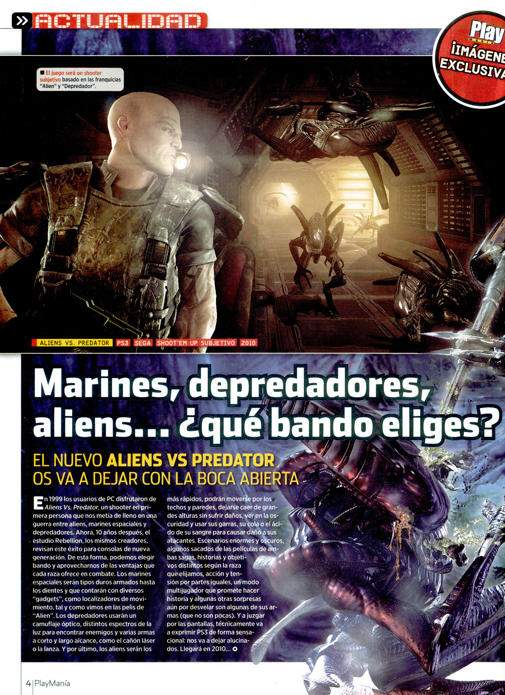 AliensVSPredator multi Div001