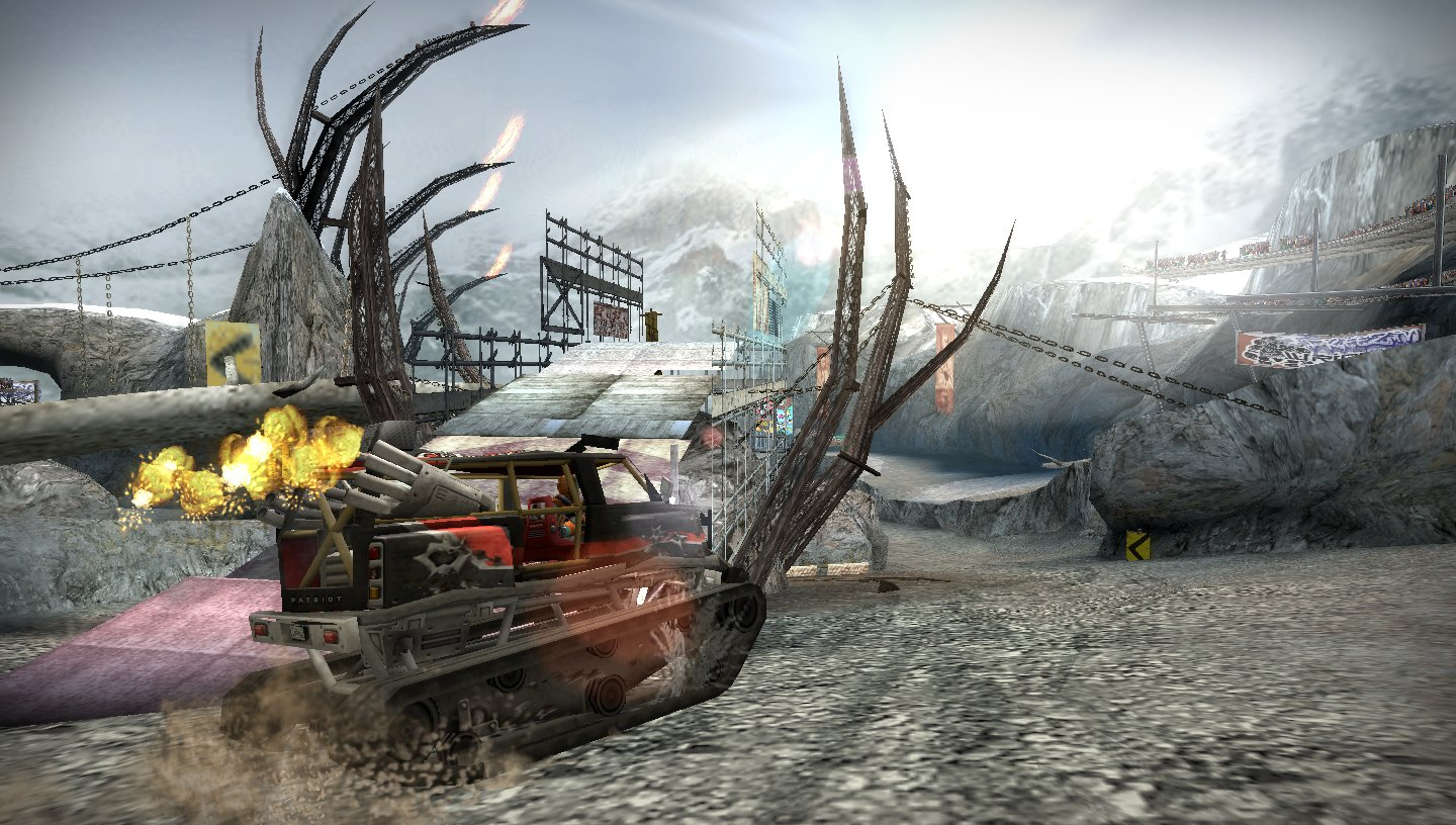 MotorStorm ArcticEdge PSP PS2 Edit035