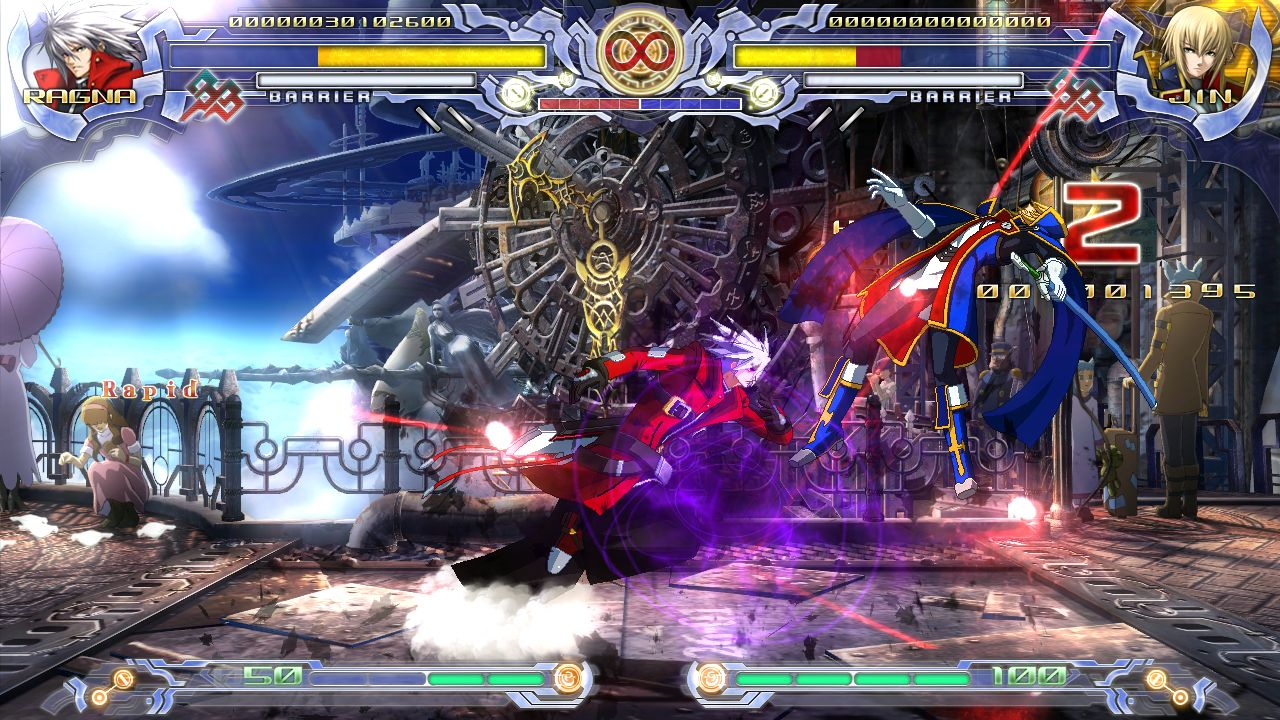 BlazBlueCalamity Multi Edit66