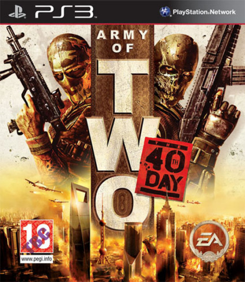 ArmyofTwoLe40eJour PS3 Jaquette004