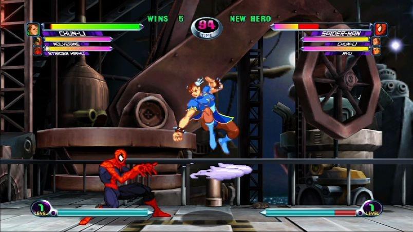MarvelVsCapcom2 XBLPSN Ed003