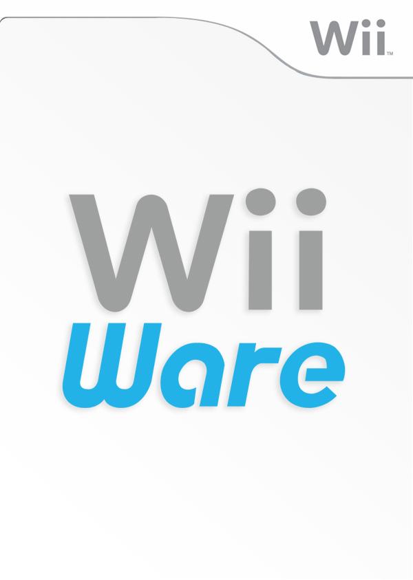 WiiWare Jaquette