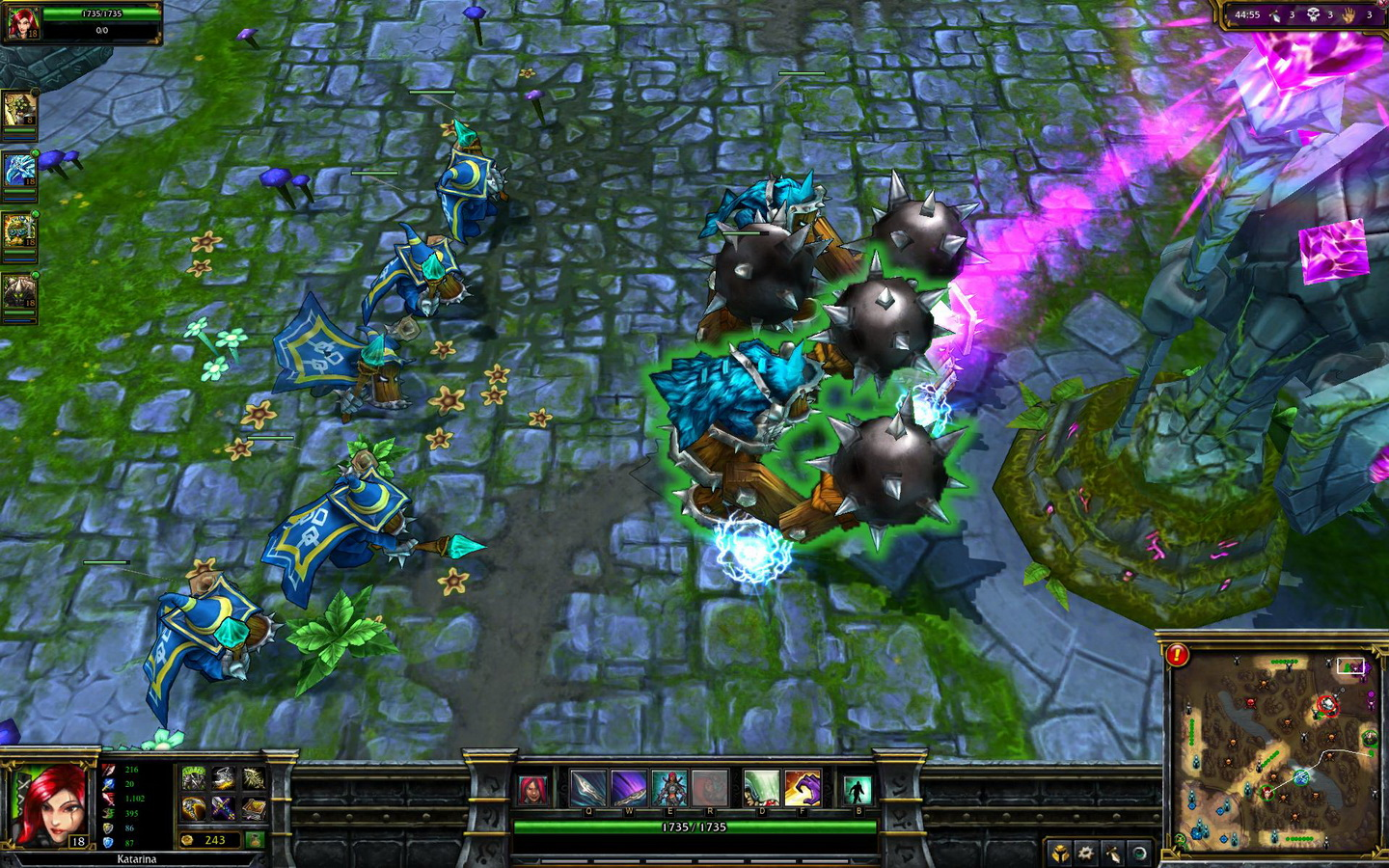 League of Legends PC Test 10
