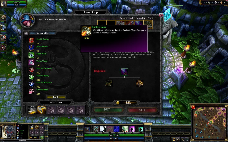 League of Legends PC Test 14