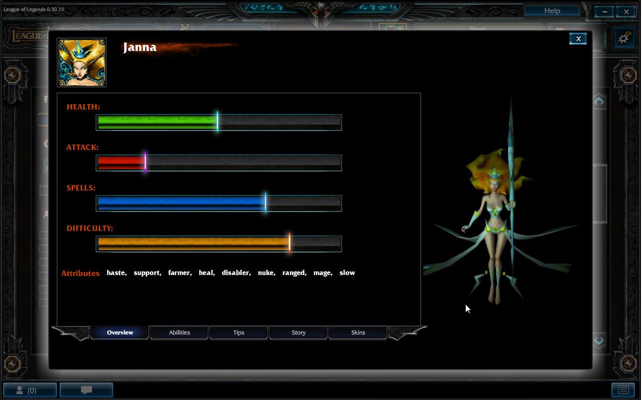 League of Legends PC Test 17