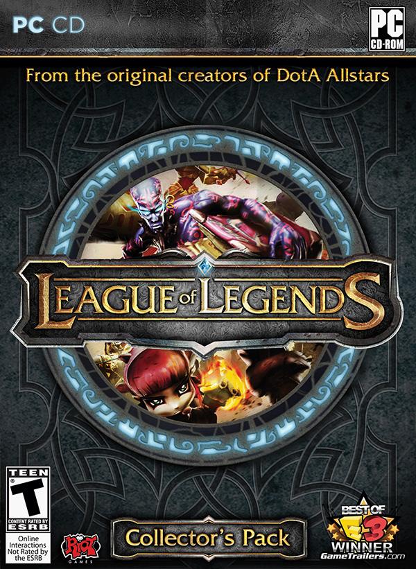LeagueofLegends-ClashofFates PC Jaquette 002