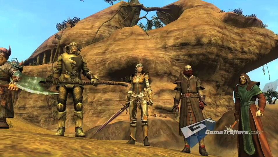Heroes of Telara PC Vid 02