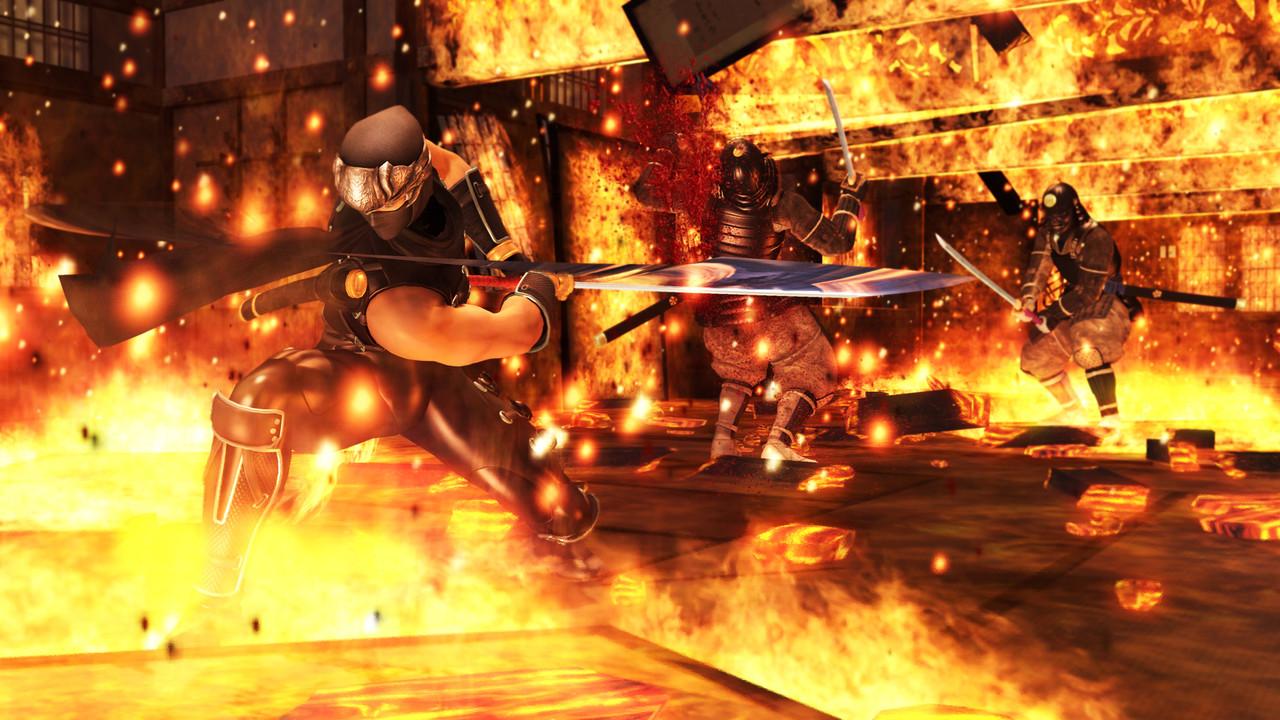 NinjaGaidenSigma PS3 Editeur 002