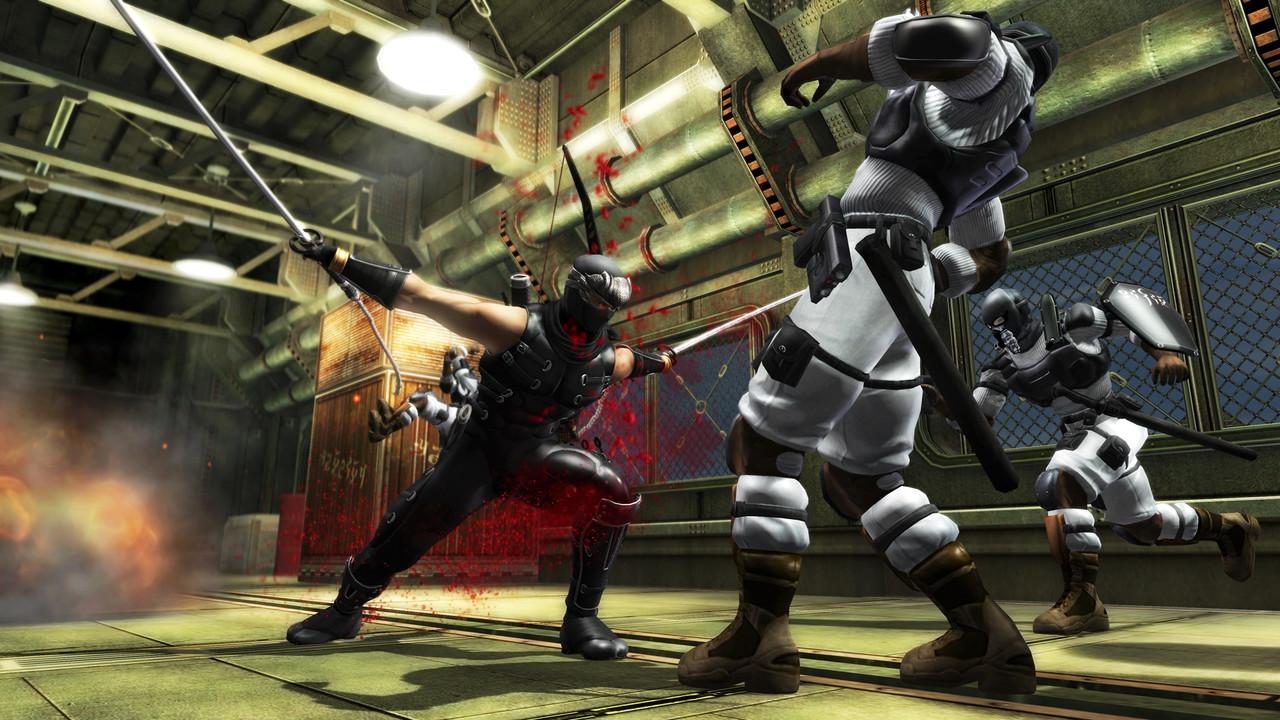 NinjaGaidenSigma PS3 Editeur 006