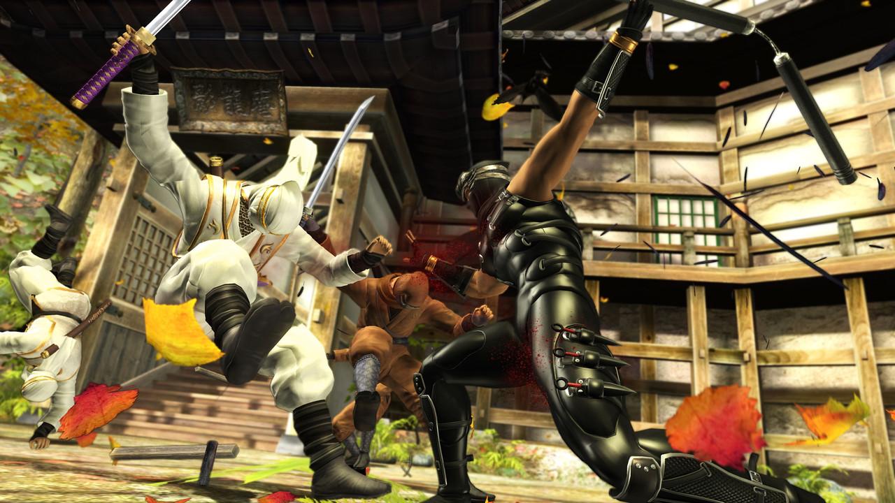 NinjaGaidenSigma PS3 Editeur 007